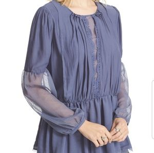 Free people the soul serene blouse